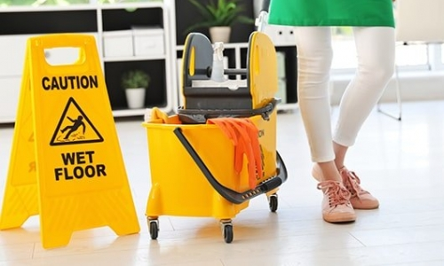 Workplaces Depend on Efficient Office Cleaning in Grand Rapids