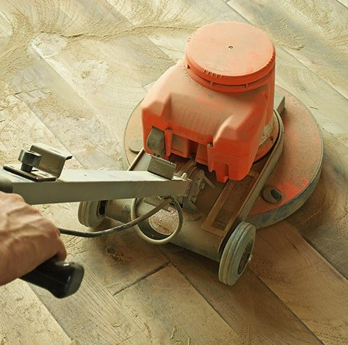 Floor Stripping Waxing Refinishing