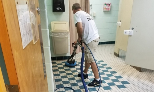 An Experienced Team Provides the Best Janitorial Services in Grand Rapids