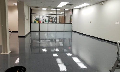 Keep Business Spaces Spotless with Floor Stripping Services