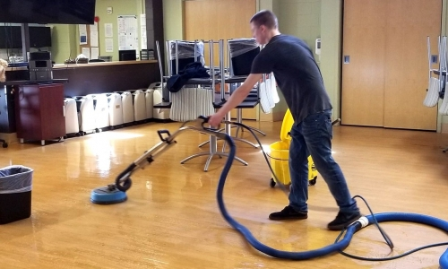 Keep Workers Healthy with Efficient Office Cleaning